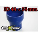 54mm 45mm Silicone Straight Reducer Hose Silicon Blue - Emotion ( EASHU02-4454B)
